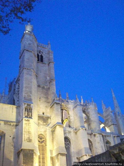 Башня-Звонница собора.