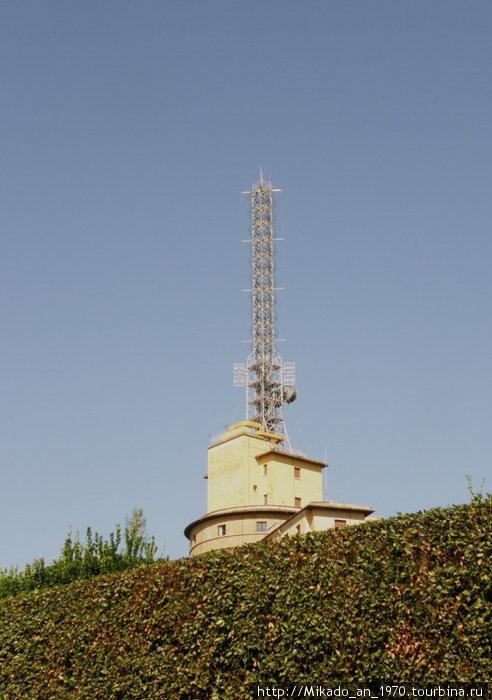 Радиостанция Ватикана