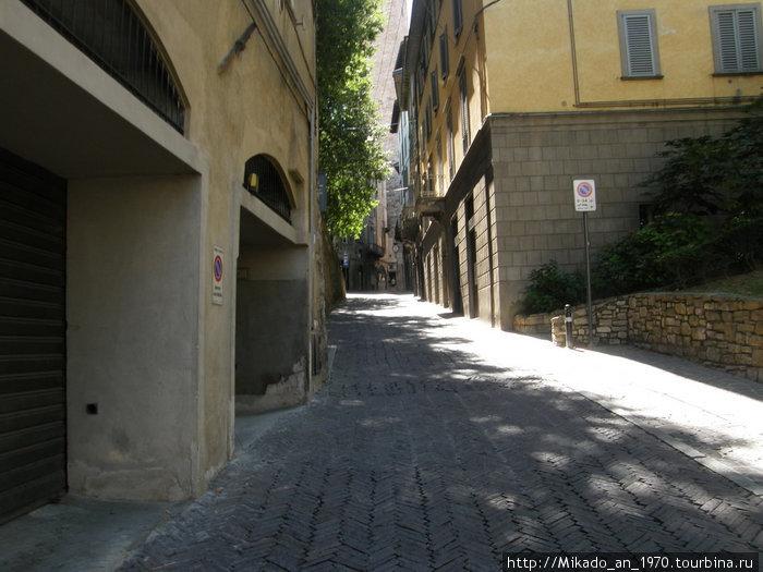 Улица от нашего ББ в чита-альта