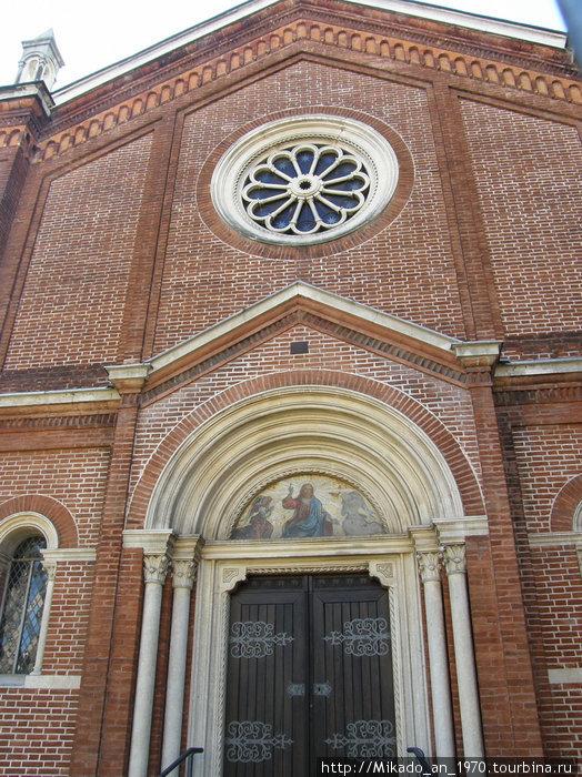 Та же церковь — общий вид