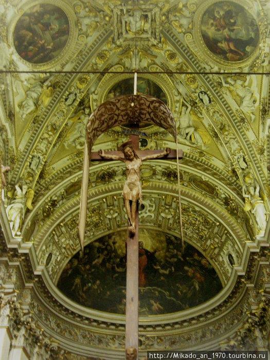 Купол Бергамского Дуомо