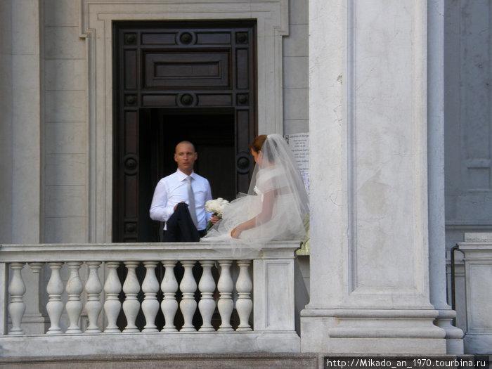 Свадьба в Бергамо — я тоже так хочу