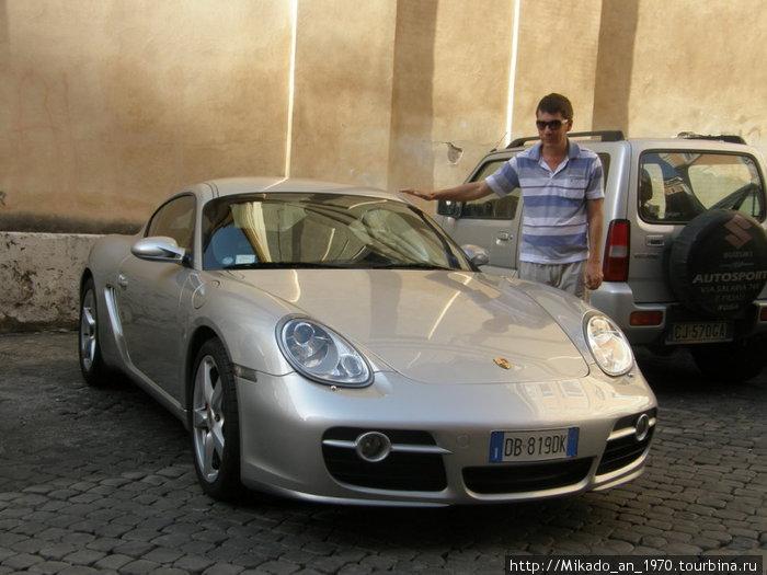 Крутая машина, но не моя