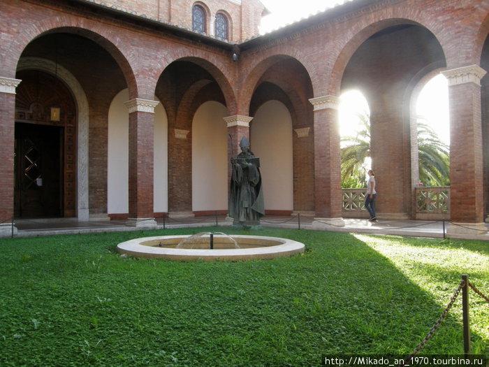 Церковь-монастырь ордена Бенедикта