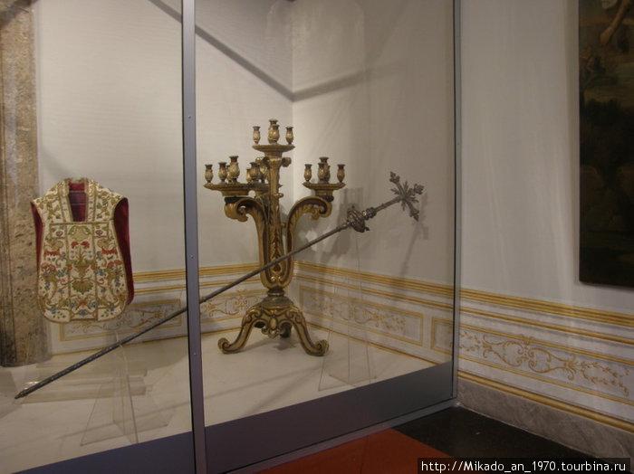 Атрибуты священнослужителей