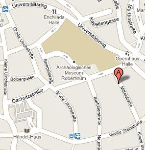 Czech Cafe & Bar — Mittelstraße 7 Halle