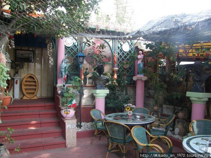 Ресторанчик возле Помпей