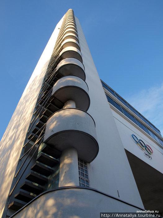 Башня Олимпийского стадиона