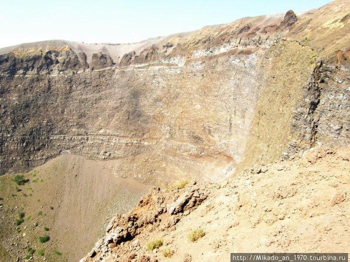 Еще один фрагмент кратера