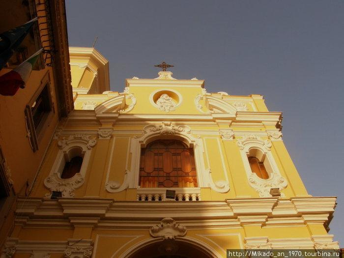 Церковь в Соренто