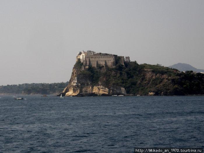 Замок на Прочиде