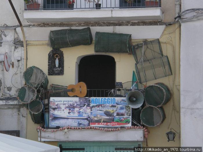 Оригинальный балкончик