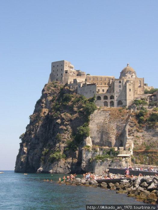 Арагонский замок — 2