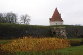 башня епископского замка