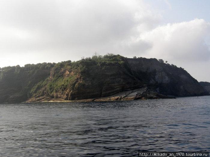 Остров Прочида — северный мыс