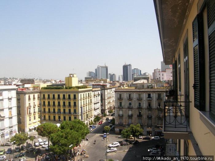 Неапольские небоскребы и не очень