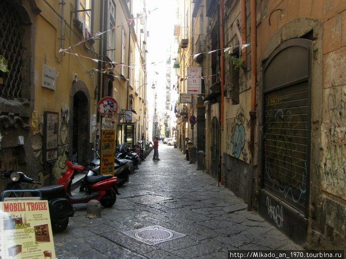 Неаполитанский переулок