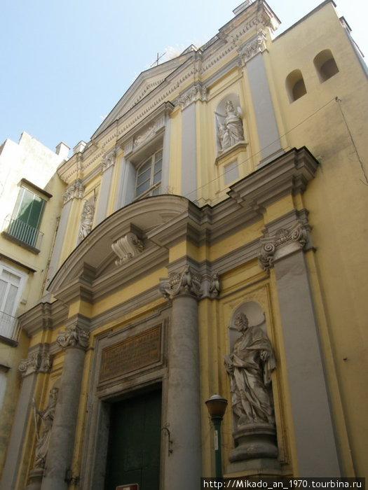 Церковь Де-Матри