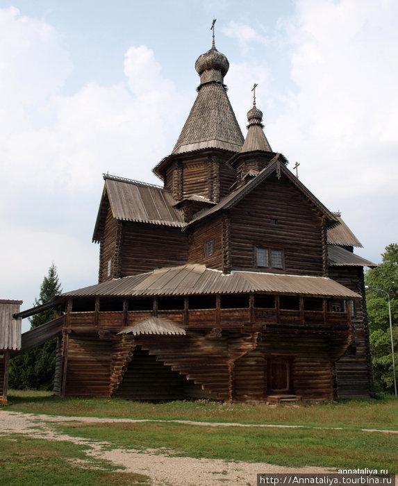 Церковь 16 века