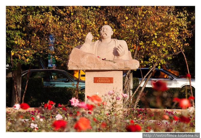 Памятник Саякбаю