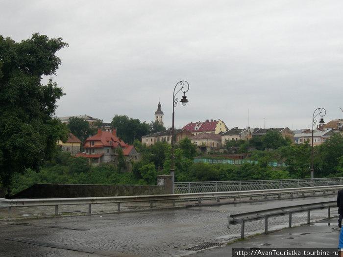 По дороге на Неоплановский мост