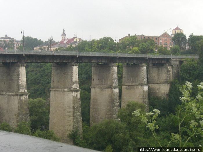 Сам Неоплановский мост