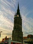 Roter Turm на Marktplatz