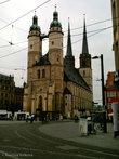 Marktkirche St. Marien на Marktplatz