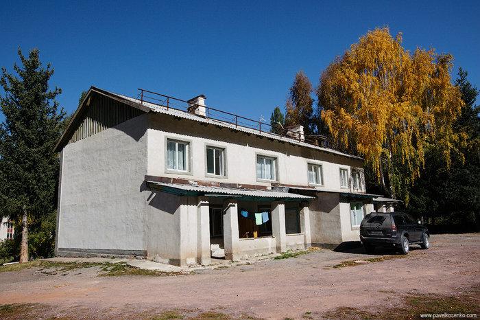 Корпус санатория-курорта