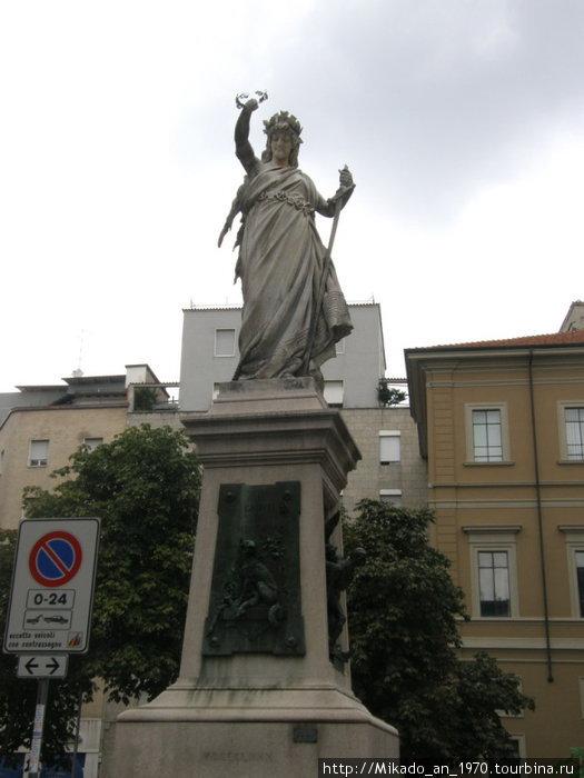 Каменная дама