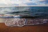 Бостери. Пляж санатория