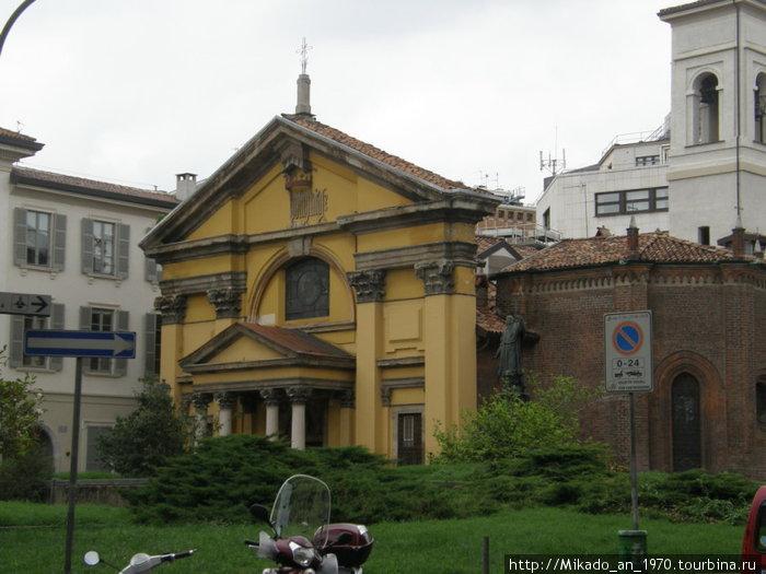 Желтая церковь