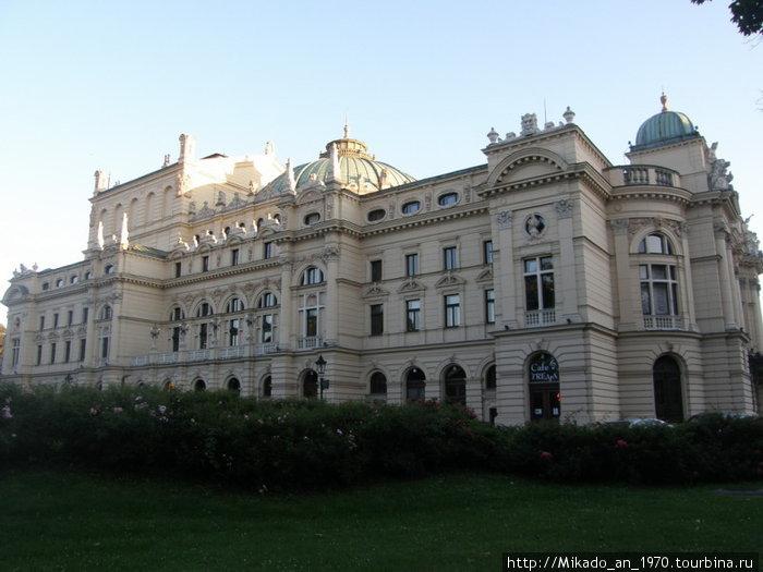 Краковский дворец