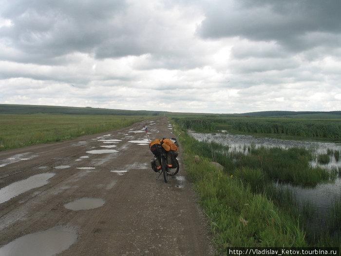 Дороги. Иркутская область