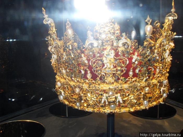 корона датских королей