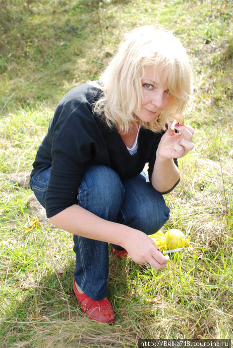 Грибочки напали )))