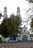 Собор Рождества Богородицы, Глубокое, Беларусь Бывший кармелитский костел Успения Богородицы, построен в 1639 — 1654 гг. и перестроенный к 1735 г. (архитектор И. К. Глаубиц).
