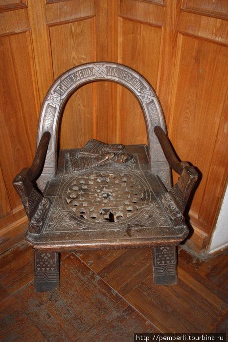 Чудо — кресло под названием