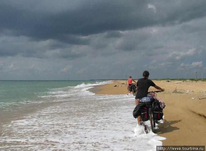 Путь по пескам продолжается