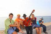 На Малеконе под кубинскую музыку