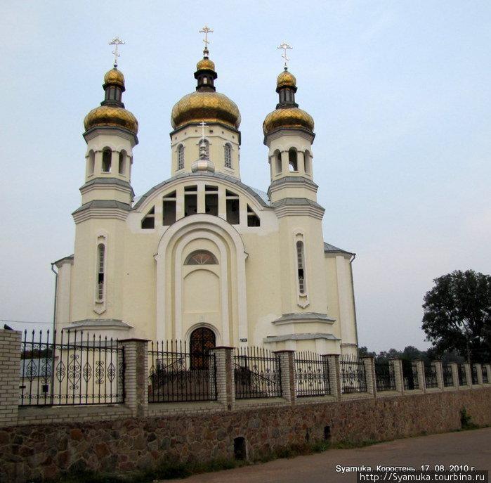 Собор Рождества Христова, который еще называют Свято-Ольгинской церковью.