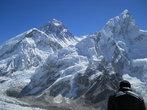 Nuptse — Everest — Lhotse