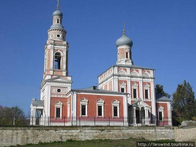 Успенская церковь Серпухов, Россия