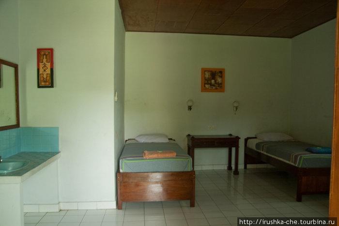Комната бунгало
