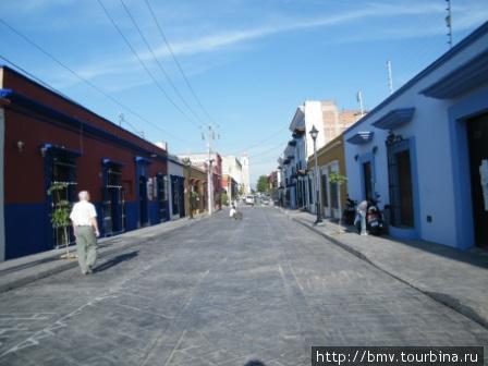Оахака.