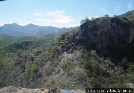 Горы Мексики