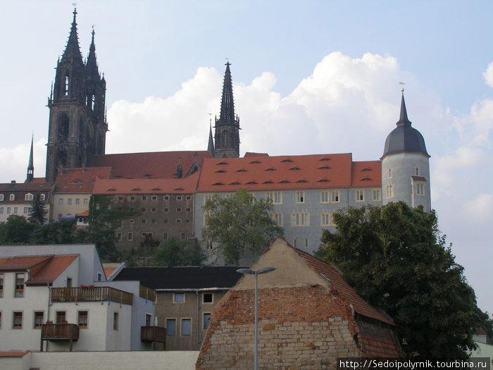 Величественный и хрупкий! Мейсен, Германия