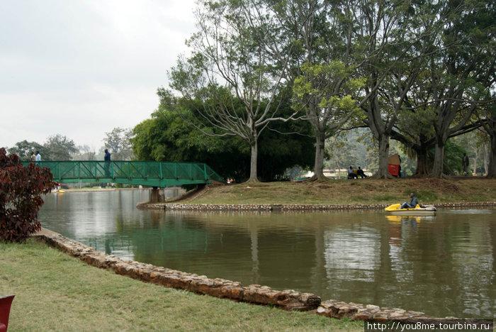 городской парк Ухуру (Свобода)