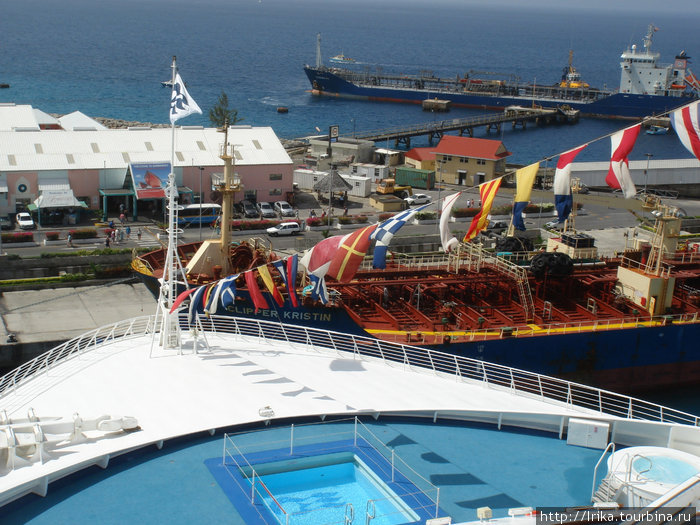Порт Барбадоса Бриджтаун