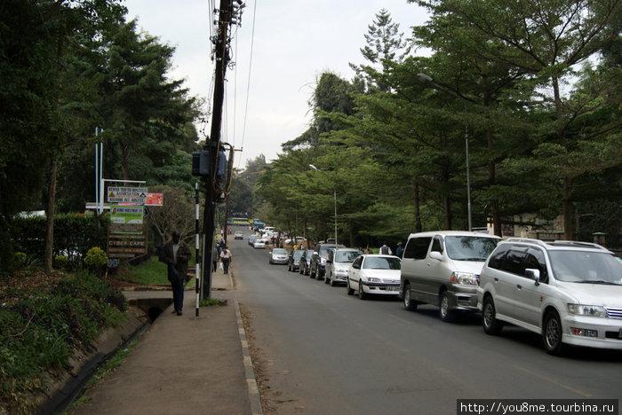 улочками Найроби